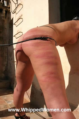 Lash flog naked butt punish army picture 390