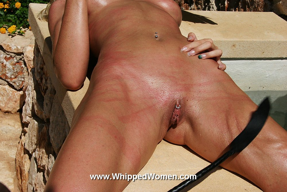 German pussy whipping