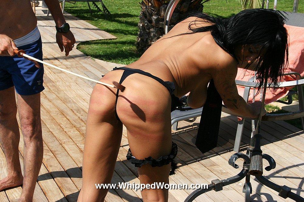 Whipped women com